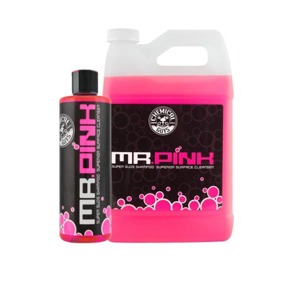 Autoshampoo Chemical GUYS Mr.Pink Shampoo