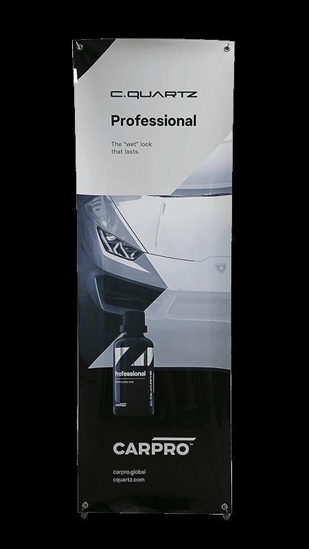 CarPro CQ Professional Banner