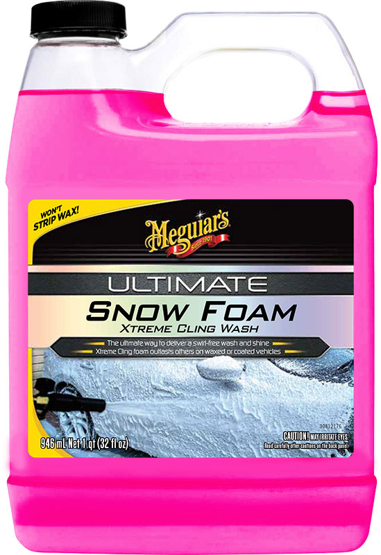 Autoshampoo Meguiars Ultimate Snow Foam