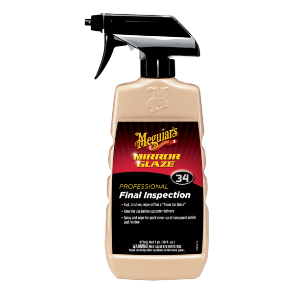 Meguiars Final Inspection Autopflegespray