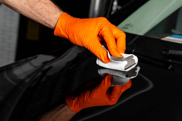 Auto selber polieren